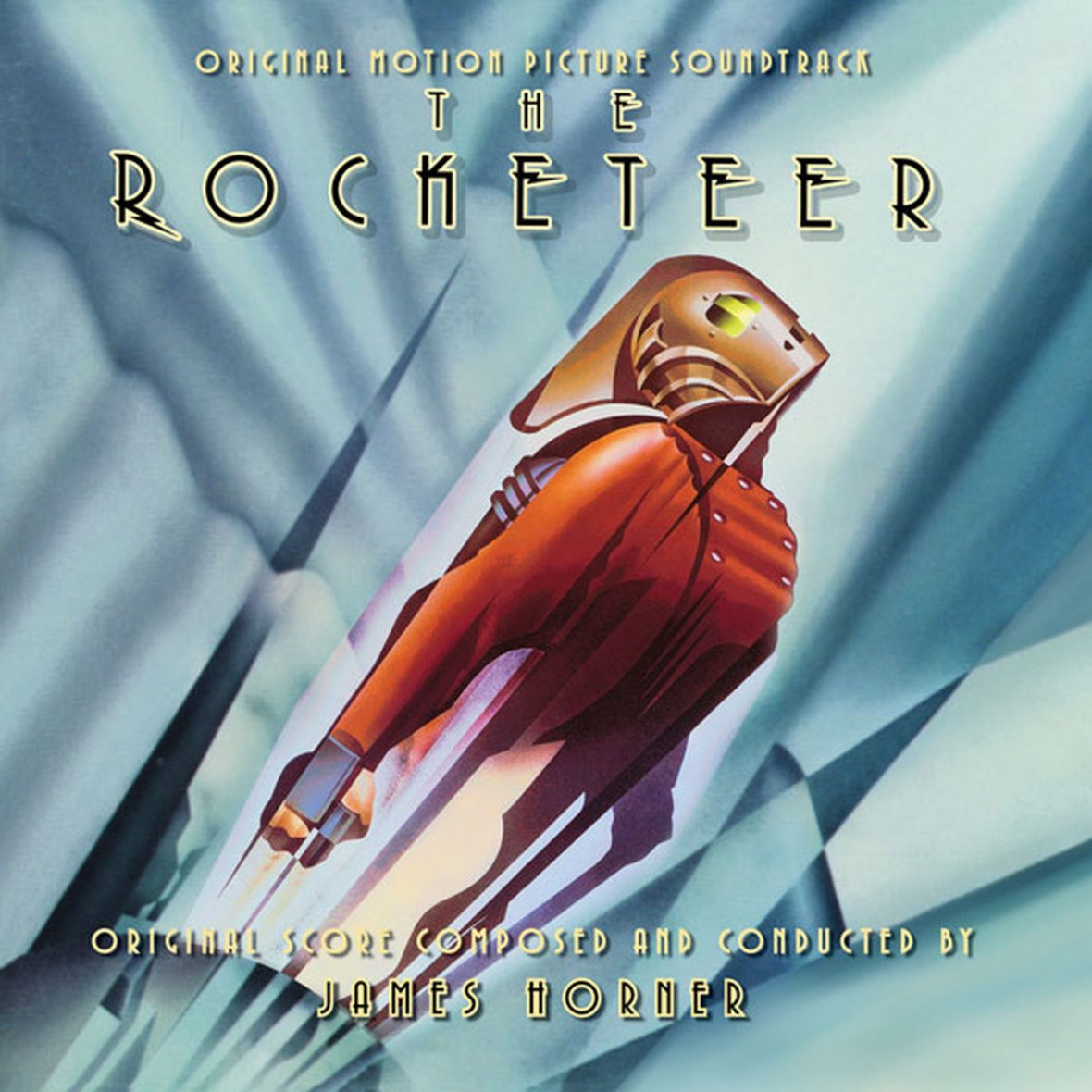 James Horner - The Rocketeer (Original Motion Picture Soundtrack) [ISCV 357]